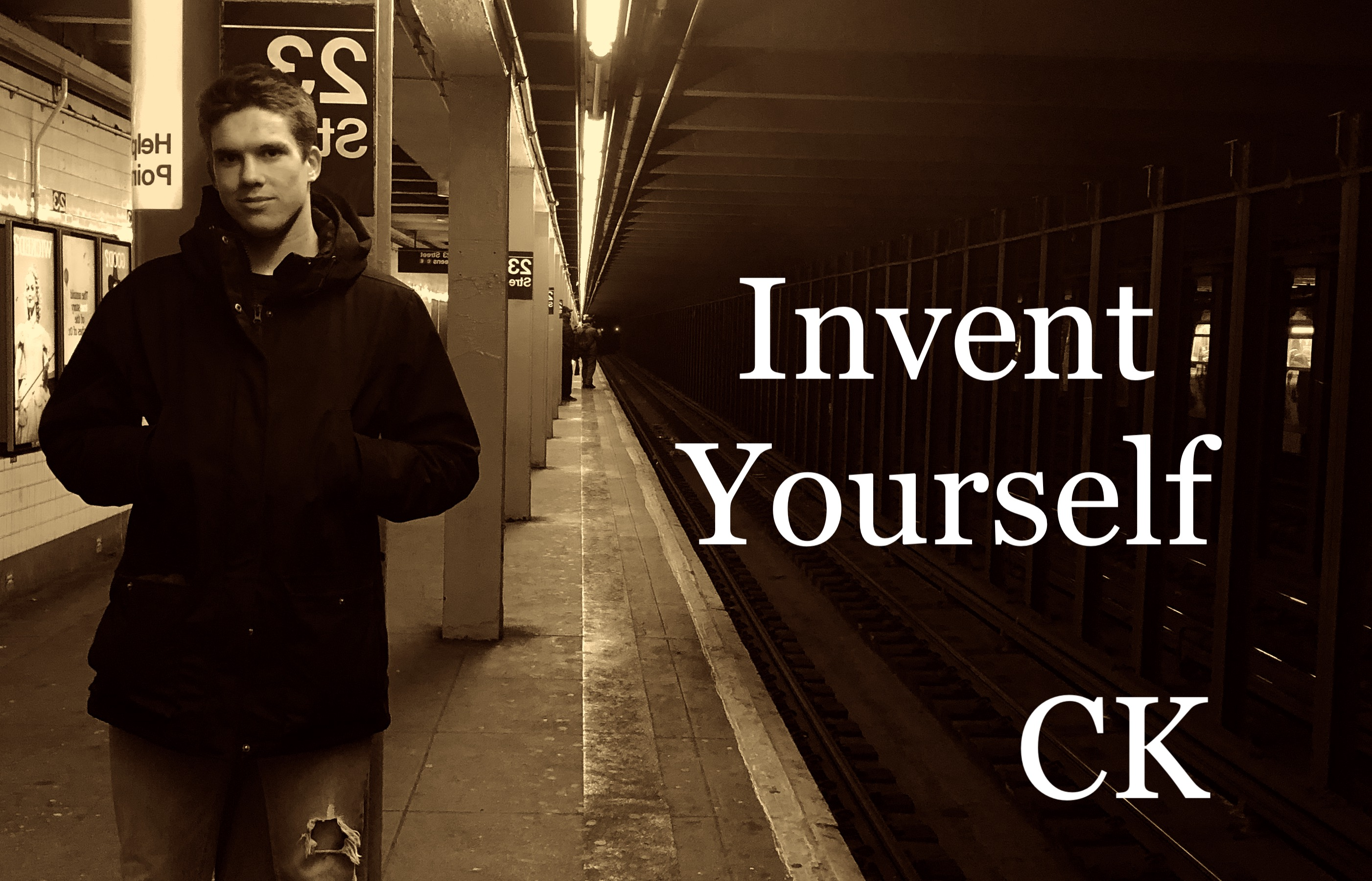 Invent Yourself